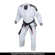 Gameness Air White BJJ Gi